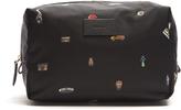 Paul Smith Cufflink Charm printed washbag