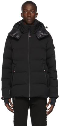 MONCLER GRENOBLE Black Down Montgetech Jacket