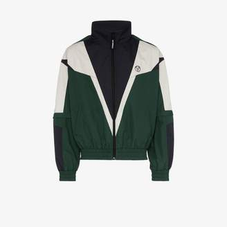 Vetements colour block jacket