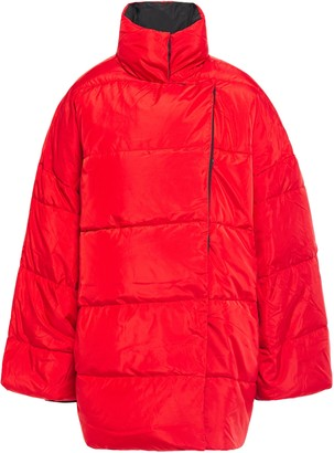 Dagmar House Of Oversized Quilted Shell Coat