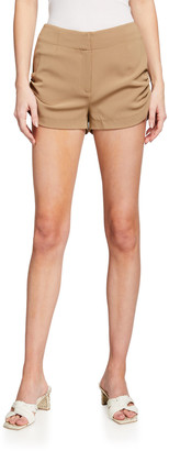 Ramy Brook Steele Ruched Shorts
