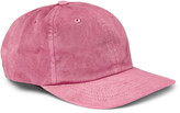 J.Crew Garment-Dyed Cotton-Twill Baseball Cap