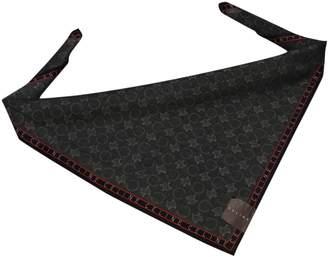 Celine Multicolour Cotton Silk handkerchief