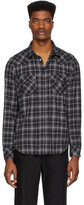 Diesel Grey East-Long-Shirt-N Shirt