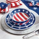 Sur La Table Stars and Stripes 12-Piece Outdoor Dinnerware Set