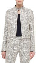 Akris Punto Women's Jacquard Jacket