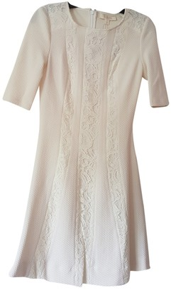 Erin Fetherston White Cotton - elasthane Dress for Women