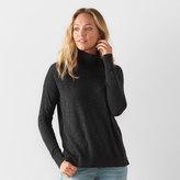 Women's SONOMA Goods for LifeTM Boxy Turtleneck Sweater