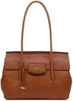 Radley Indigo Place Large Flapover Shoulder Bag - Tan
