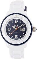 Ice Watch Ice-Watch Women's Ice-White SI.WB.S.S.11 Silicone Quartz Watch