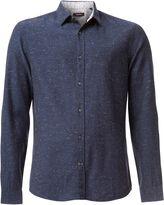 Calvin Klein Galen Two Tone Nep Shirt
