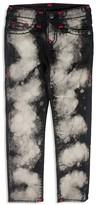 True Religion Boys' Geno Bleach Wash Slim Fit Jeans - Sizes 2T-7
