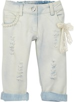 Little Mass Cat and Rose Denim Jeans (Toddler, Little Girls, & Big Girls)