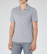 Reiss Almancil Open Collar Polo Shirt