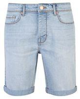 Burton Burton Bleach Stretch Denim Shorts
