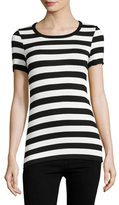 Bailey 44 Core Striped Short Sleeve Tee