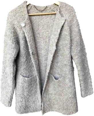 One Step Beige Wool Knitwear for Women