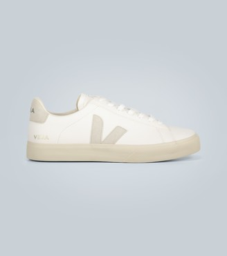 Veja Campo chrome-free leather trainers