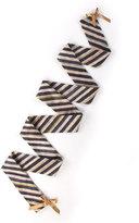 Mackenzie Childs MacKenzie-Childs Courtly Stripe Cord Cover