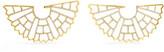 Amrapali Zardozi 18-karat Gold Diamond Earrings - one size