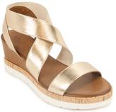 275 Central - 7901 - Metallic Leather Sandal