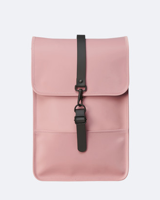 Rains Pink Backpacks - Backpack Mini - Size One Size at The Iconic