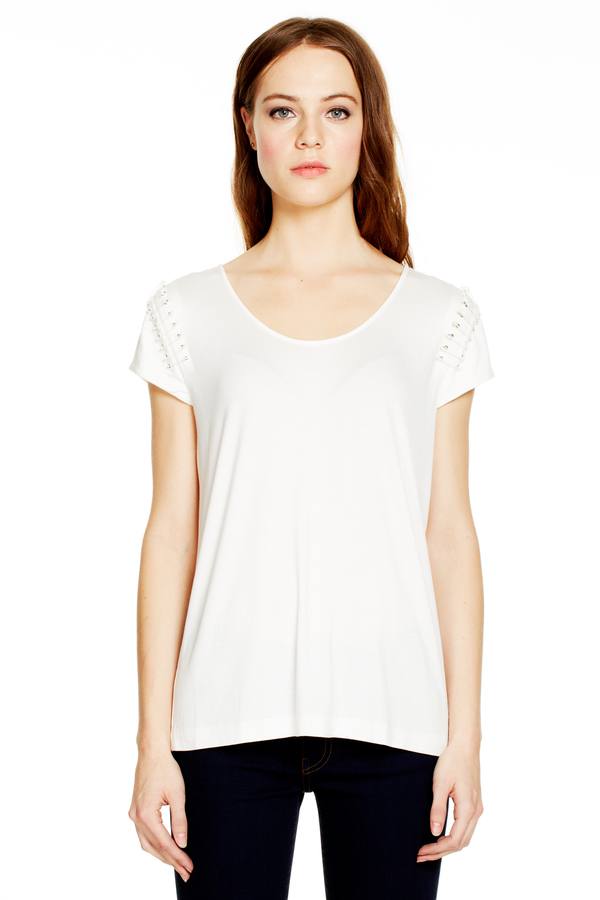 Rebecca Minkoff Band T-Shirt