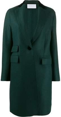 Harris Wharf London triple pocket wool coat
