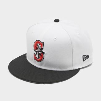 New Era Seattle Mariners MLB Embroidered Logo 9FIFTY Snapback Hat