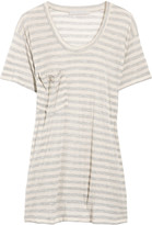 Kain Striped modal-blend T-shirt