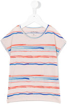 Bellerose Kids striped T-shirt