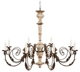 Aidan Gray 8 - Light Candle Style Classic / Traditional Chandelier