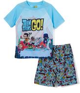 Intimo Teen Titans Go! Pajama Set - Boys