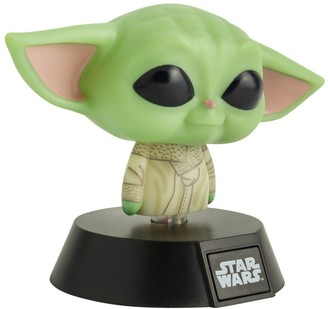 Star Wars The Child Baby Yoda Icon Light