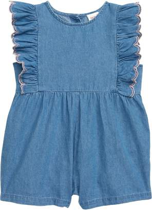 Seed Heritage Chambray Romper