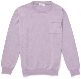 BRUNELLO CUCINELLI KIDS Cashmere Sweater (8-11 Years)