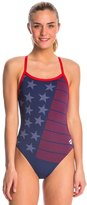 Arena America Challenge Back One Piece Swimsuit 8141814