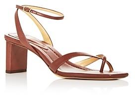 Alexandre Birman Women's Nelly Square Toe Strappy Sandals