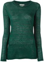 Etoile Isabel Marant 'Aaron' jumper - women - Cotton/Linen/Flax - M