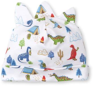 Kissy Kissy Dyno Campfire Baby Hat, Newborn-Small