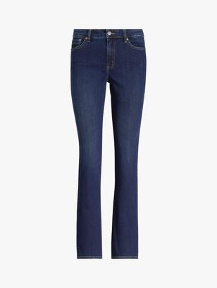 Ralph Lauren Ralph Mid Rise Straight Jeans, Blue