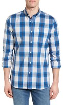 Victorinox Men's Windowpane Sport Shirt