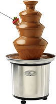 Nostalgia Electrics Nostalgia CFF986 4-Tier 2-Pound Capacity StainlessSteel Chocolate Fondue Fountain