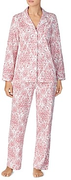 Ralph Lauren Ralph Cotton Knit Pajama Set