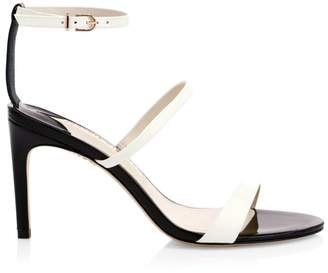 Sophia Webster Rosalind Patent Leather Stiletto Sandals