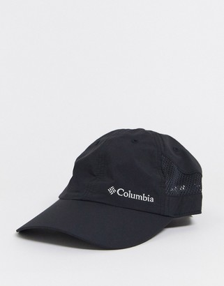 Columbia Tech Shade cap in black