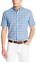 Dockers Short Sleeve No Wrinkle Button Down Collar Shirt