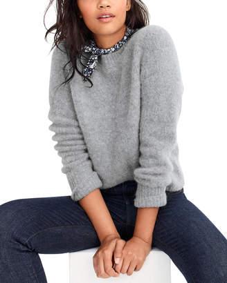J.Crew Alpaca & Wool-Blend Sweater