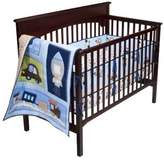 Circo Baby Here, There and Everywhere 3pc Baby Boy Crib Set by