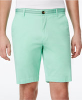 Club Room Men's Stretch Flat-Front Shorts, Only at Macy's